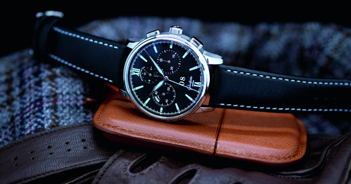 Glashutte Original - The Senator Chronograph Panorama Date