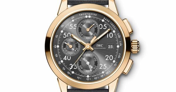 IWC Schaffhausen Ingenieur Chronograph Nico Rosberg