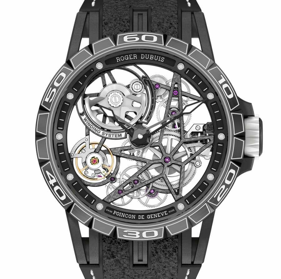 Roger Dubuis Pirelli Watch Review