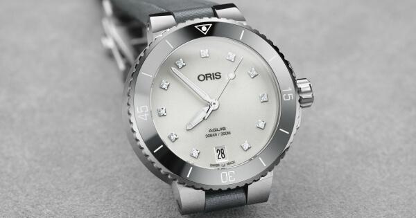 The New Oris Aquis Date And Aquis Date Diamonds