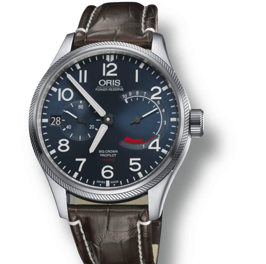 Oris Big Crown Watch Review