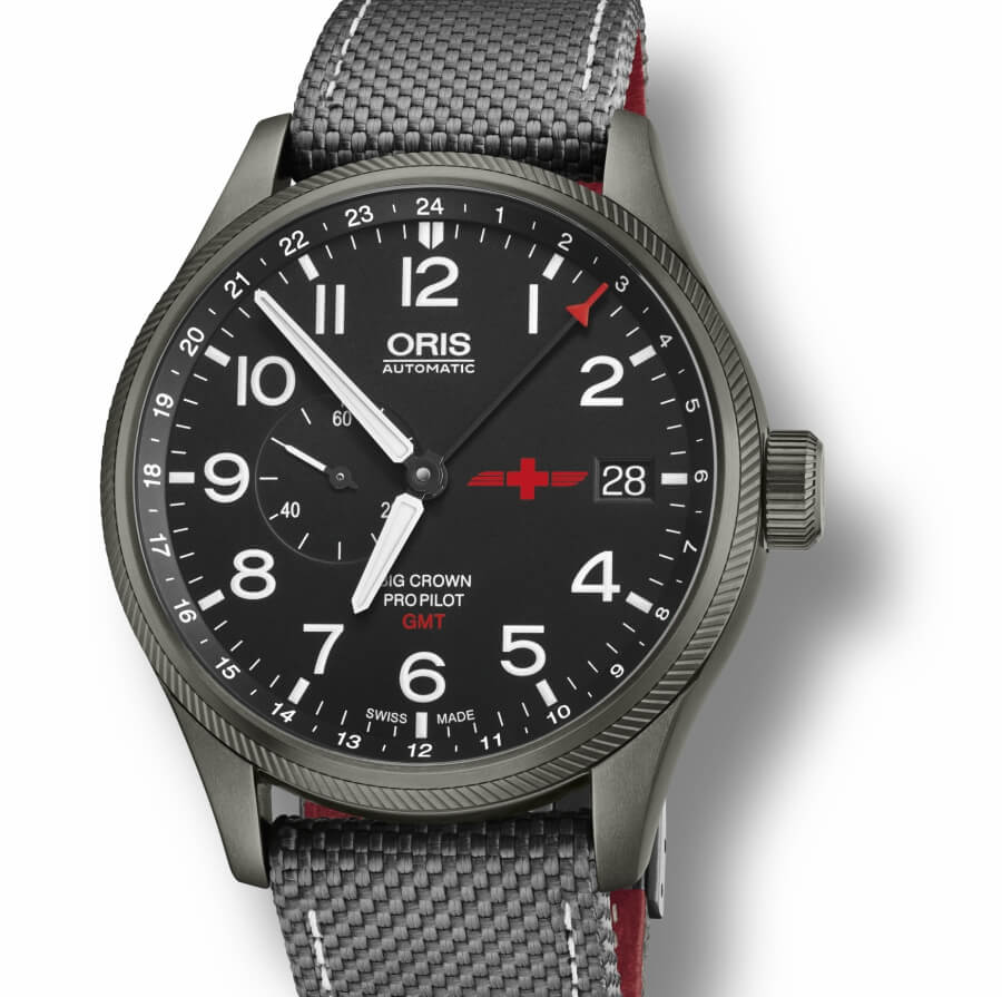 Oris GMT Rega Limited Edition Watch Review