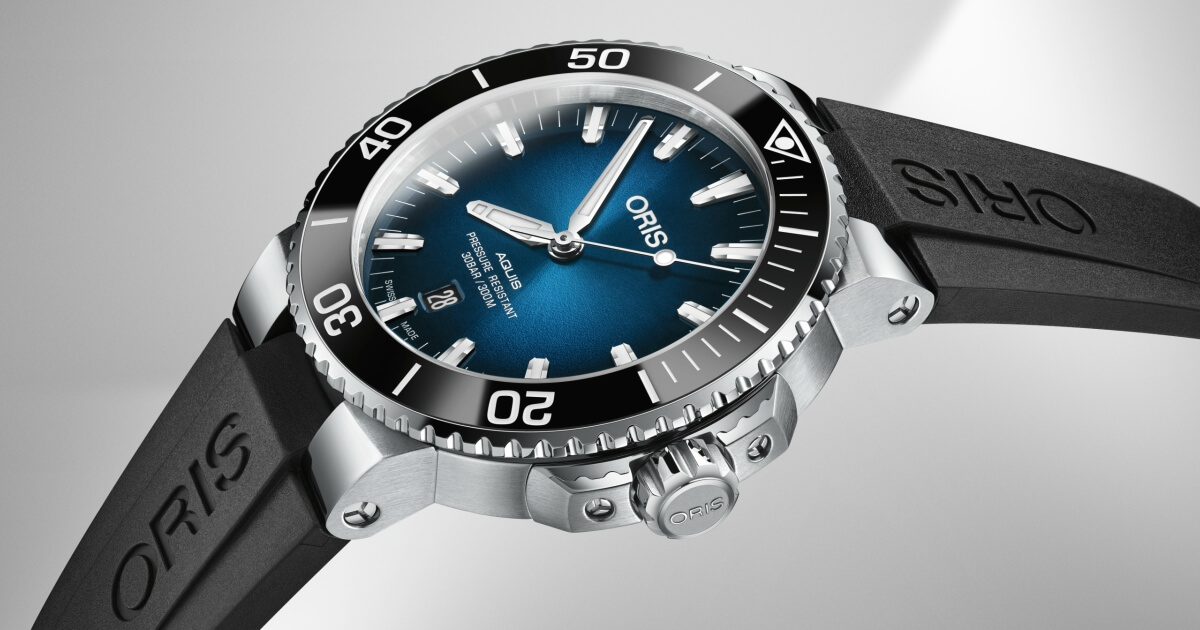 Introducing Oris Clipperton Limited Edition