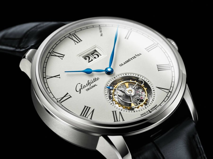 The Glashutte Original Senator Watch Review