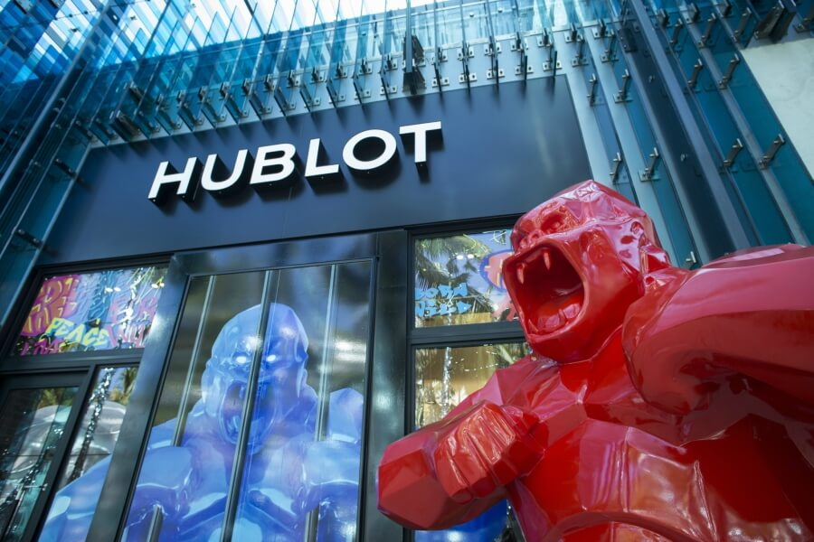 Wild Kong and Hublot