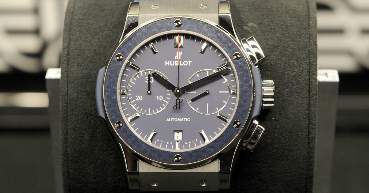 Hublot Classic Fusion Chronograph New York