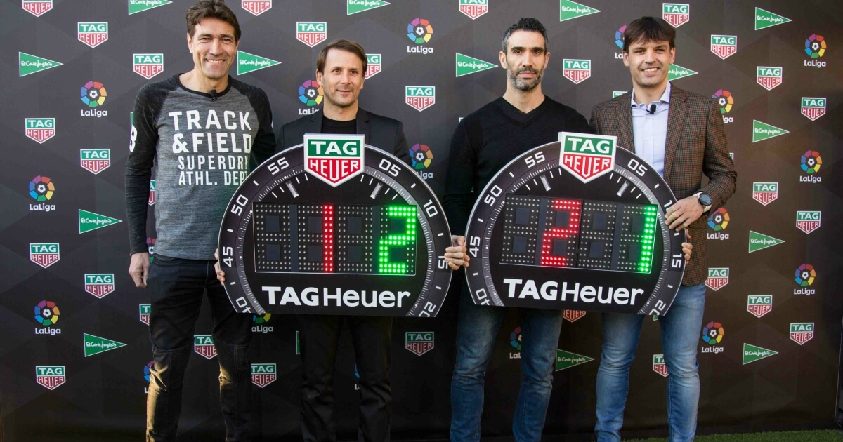 Tag Heuer And El Clasico