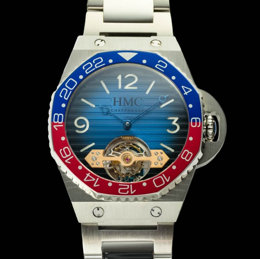 The new H. Moser & Cie Rolex Panerai Patek Philippe Hublot
