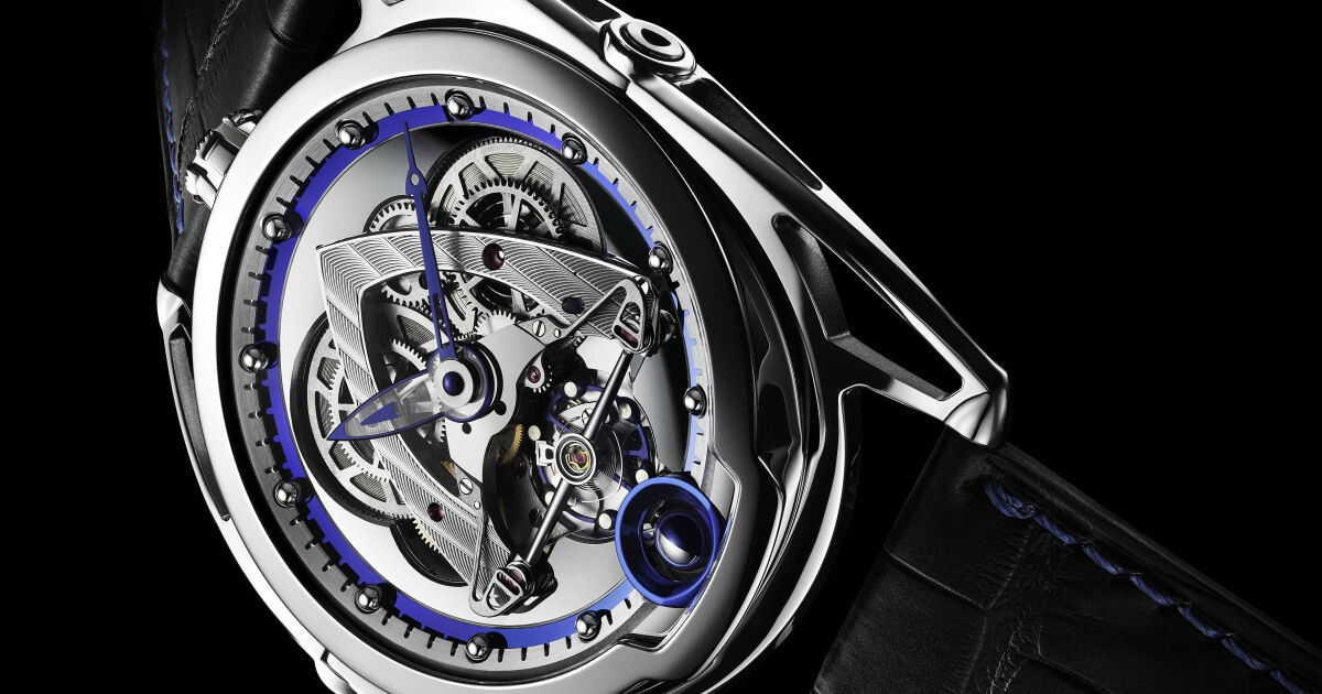 Introducing De Bethune DB28 Steel Wheels