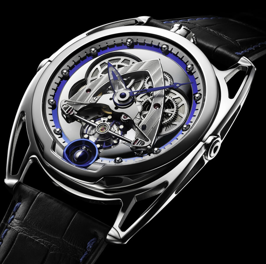 De Bethune DB28 Steel Wheels