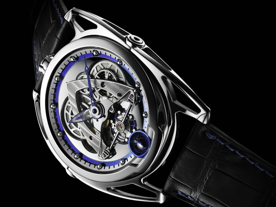 De Bethune Watch Revew