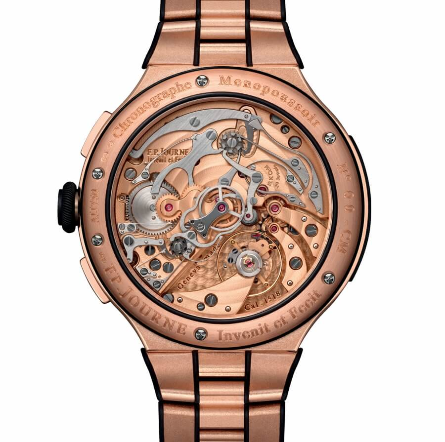 F.P.Journe Rattrapante Movement