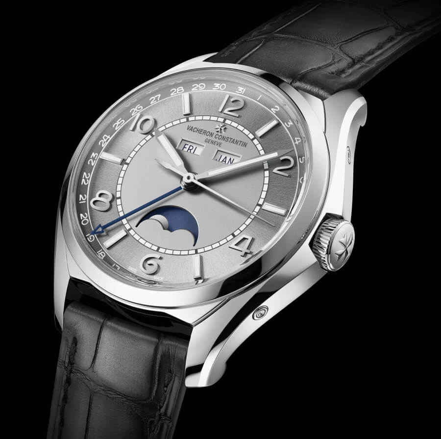 FIFTYSIX complete calendar with precision moon phase