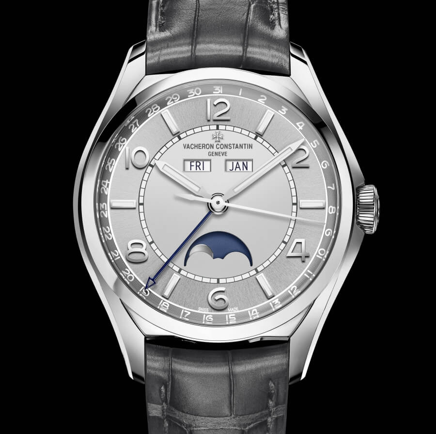 Vacheron Constantin FIFTYSIX complete calendar with precision moon phase
