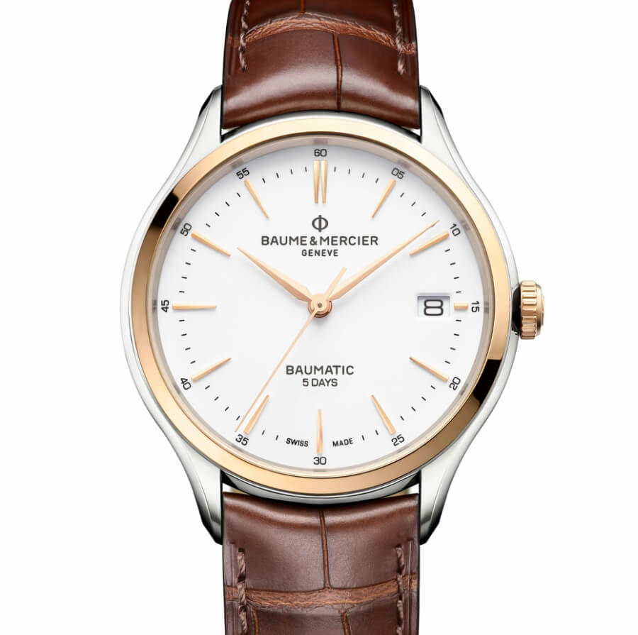 Baume & Mercier Inhouse Movement