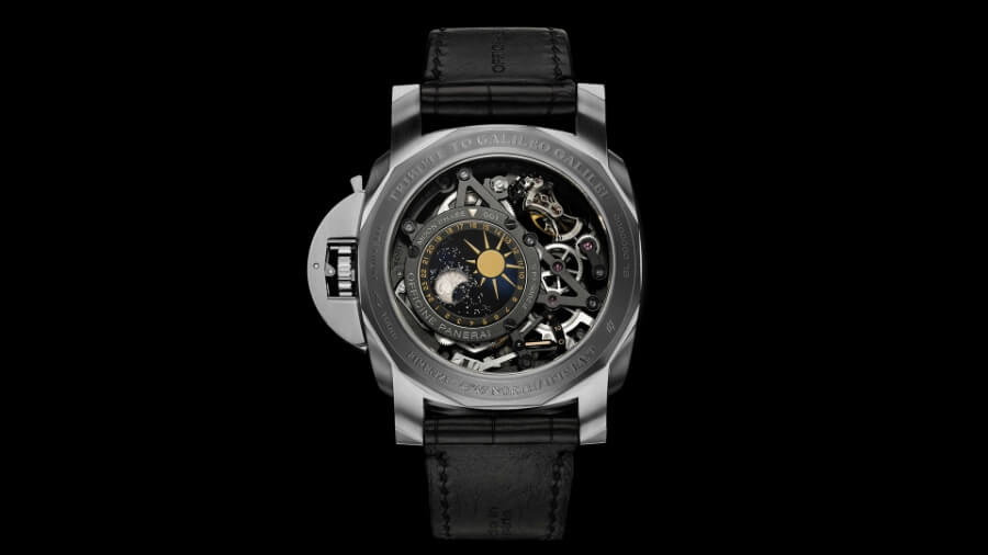Panerai Tourbillon Regulator