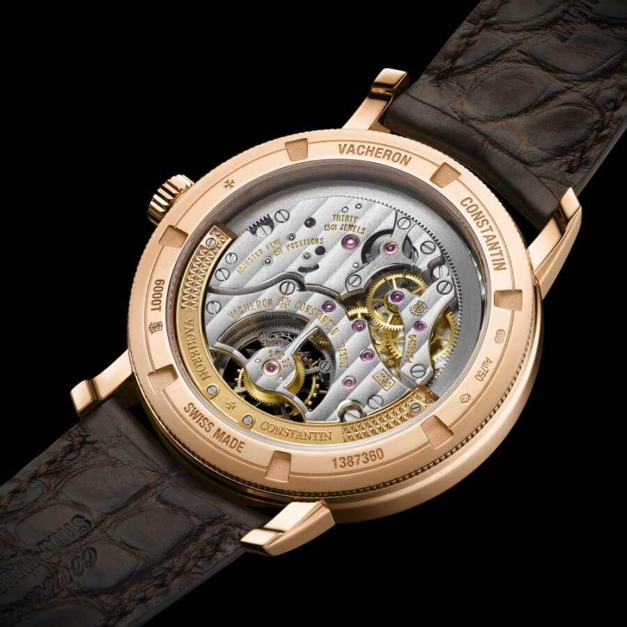 Vacheron Constantin Tourbillon Movement