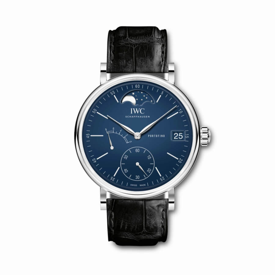"IWC Portofino Hand-Wound Moon Phase Edition ""150 Years"""