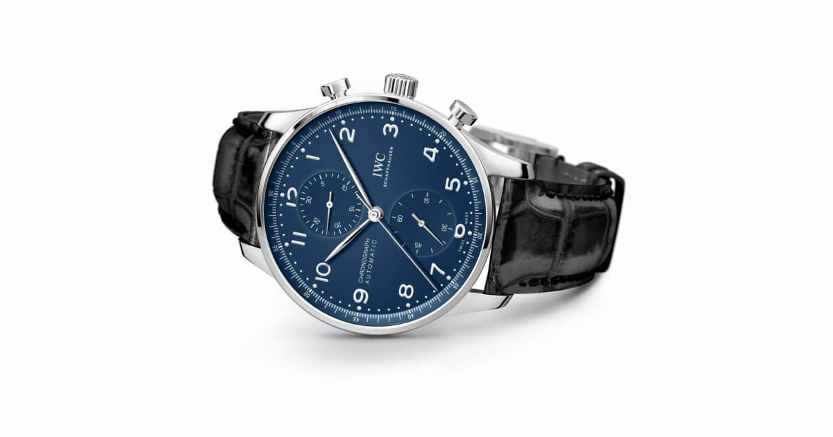 Five Limited-Edition Portugieser Wrist-Watches At SIHH