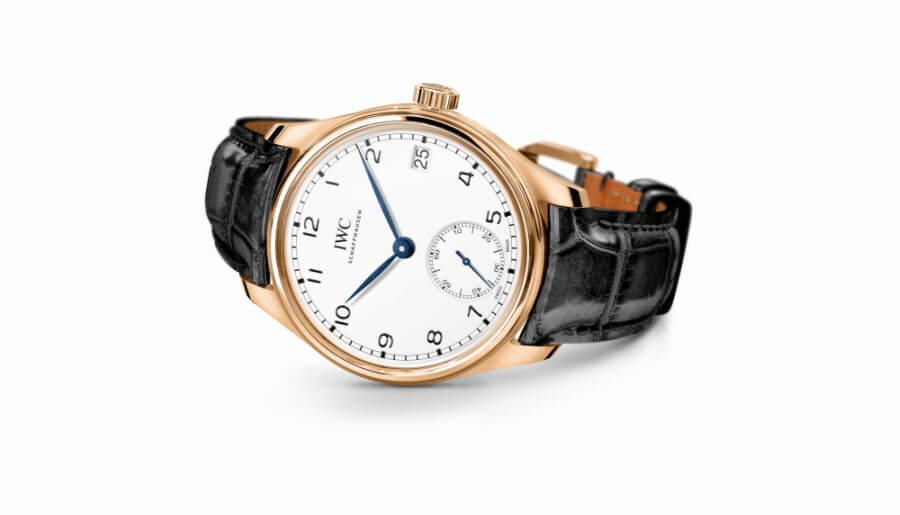 "IWC Portugieser Hand-Wound Eight Days Edition ""150 Years"" (Ref. 5102)"