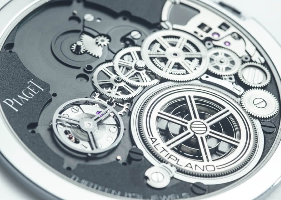 Piaget 2mm Movement