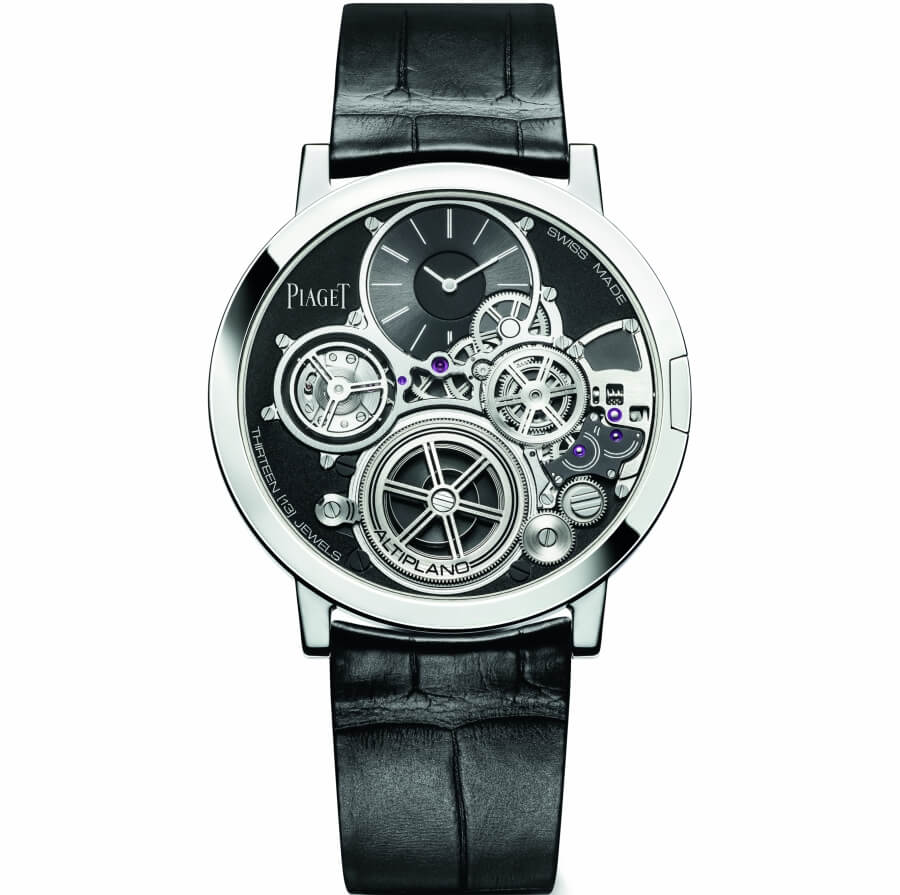 SIHH Piaget Slimest Watch