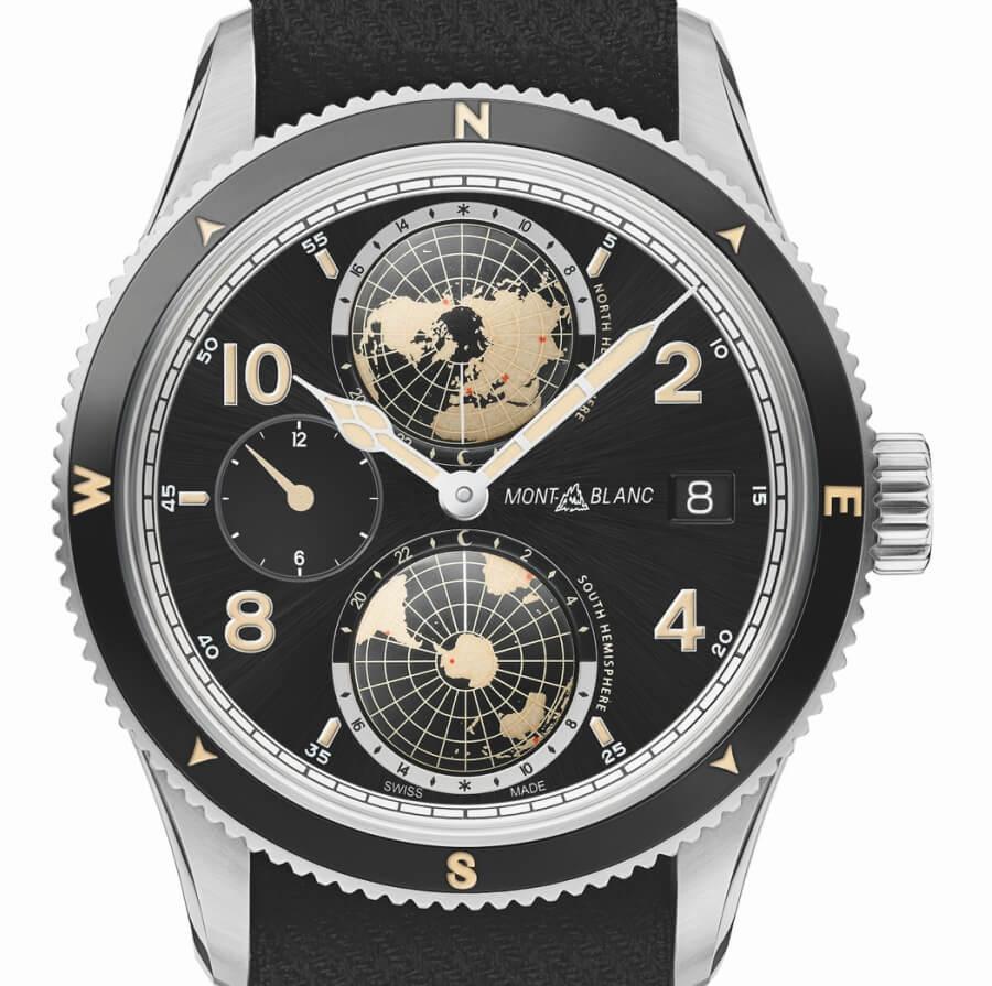 Montblanc watch SIHH