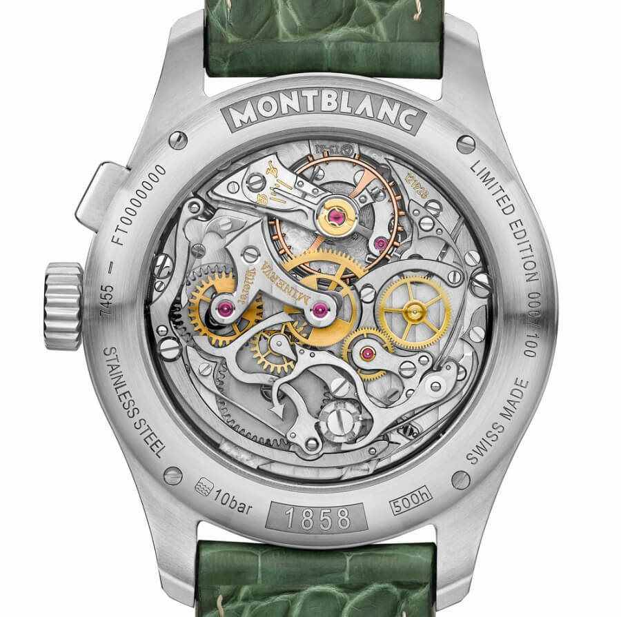 Montblanc Chronograph Movement