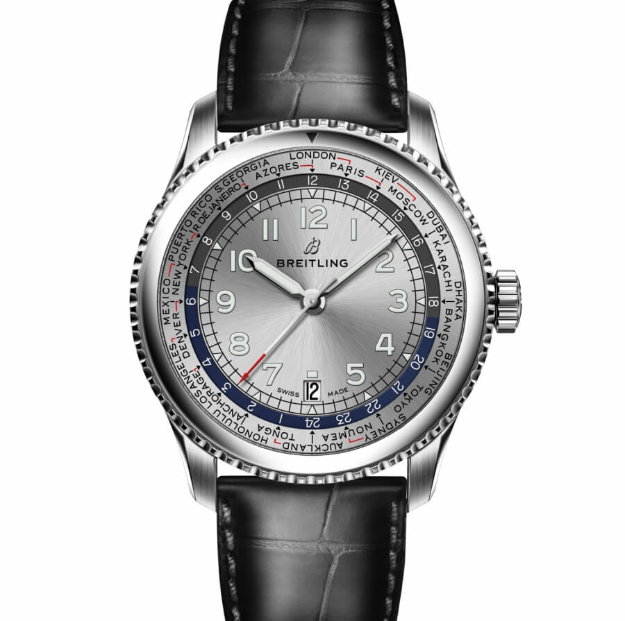 The new Breitling GMT