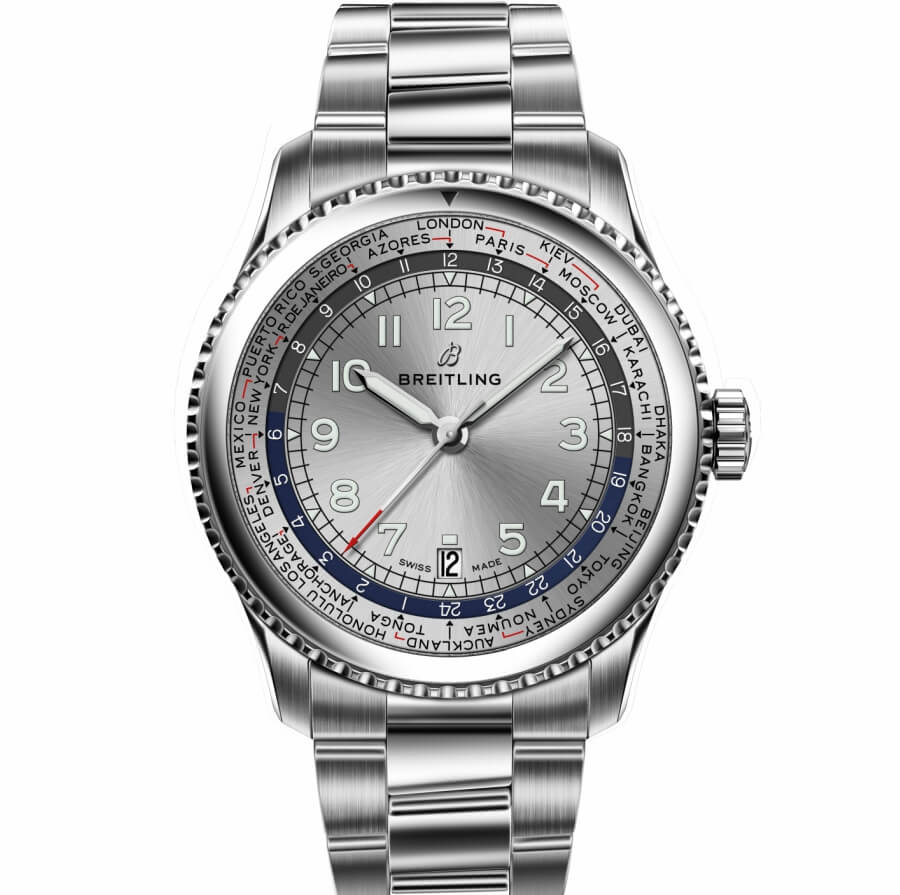 Breitling New Model