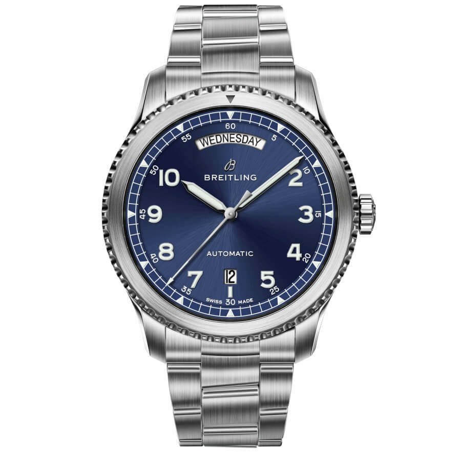 The new Breitling