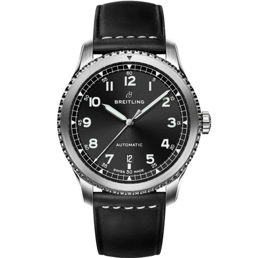 The New Breitling Automatic
