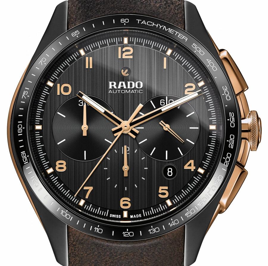 New Rado Hyperchrome Chronograph