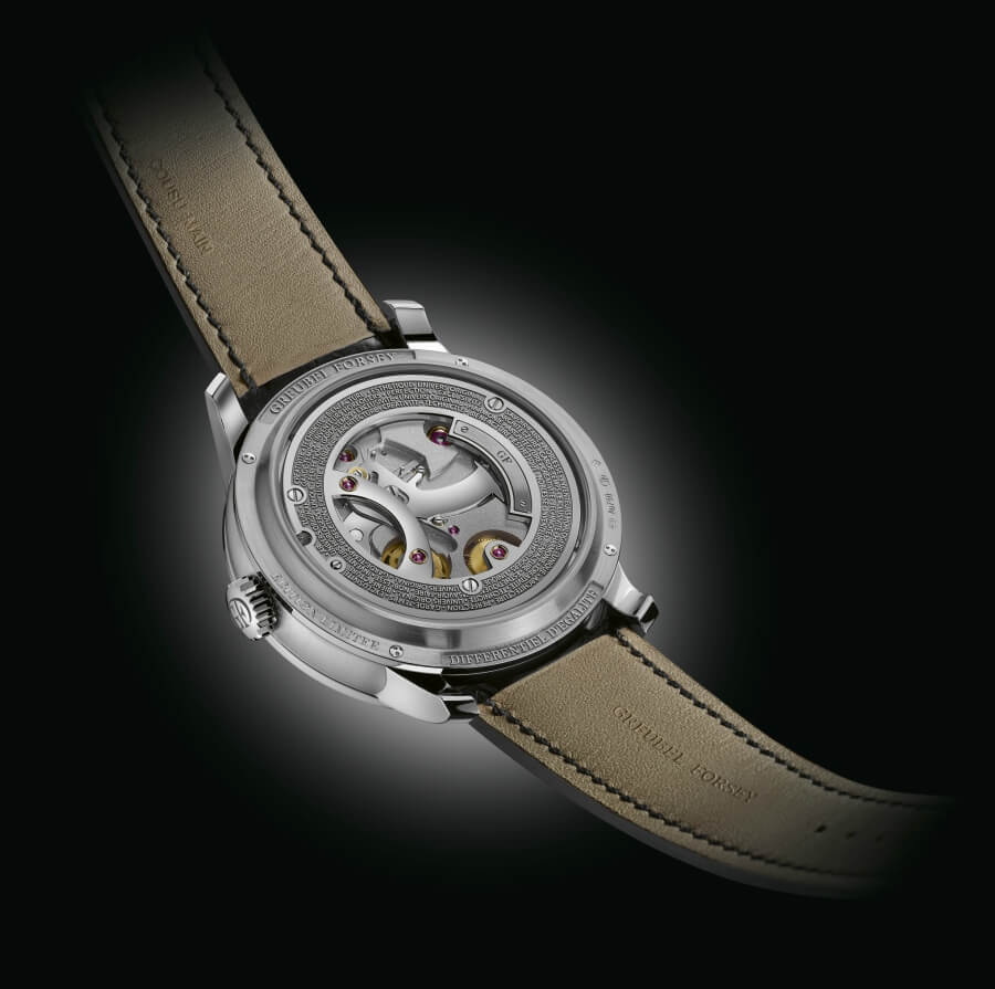 Greubel Forsey Movement