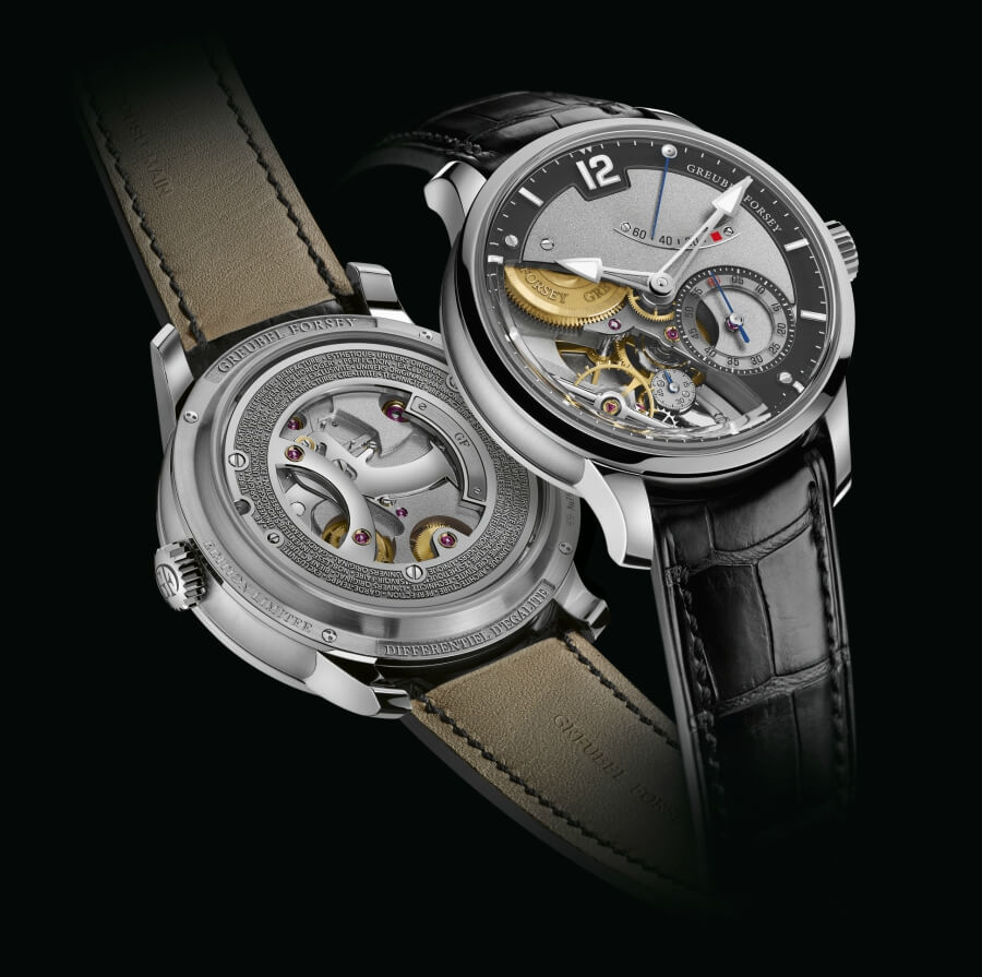 Greubel Forsey Watch Review