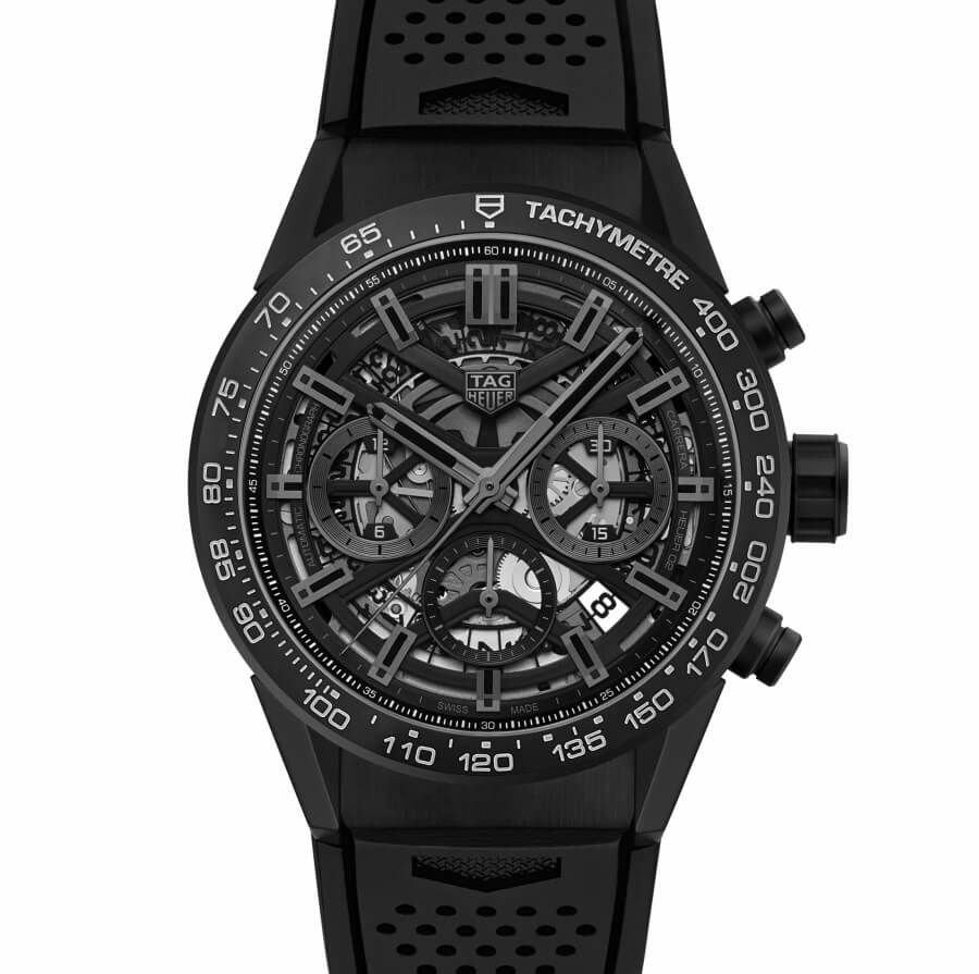 Tag Heuer Carrera Heuer 02 Watch Review