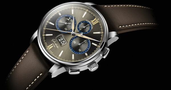 "Glashutte Senator Chronograph ""The Capital Edition"""