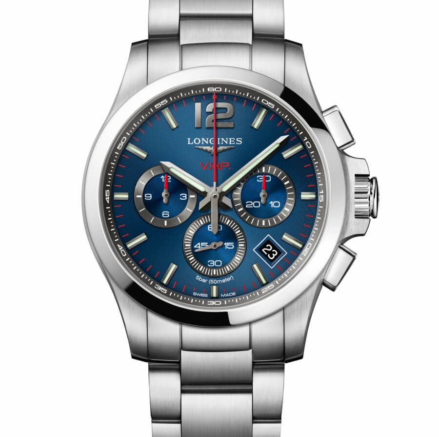 New Longines Conquest
