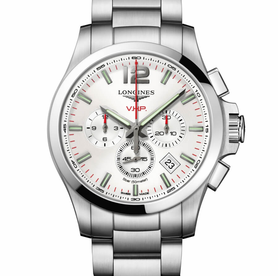 Longines Conquest Chronograph