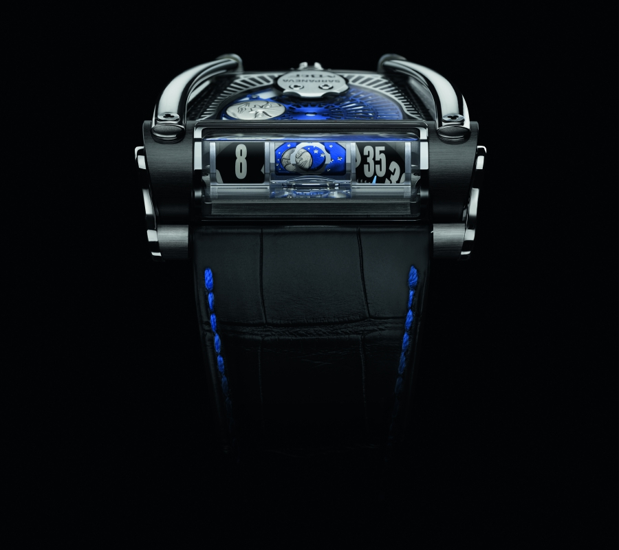 MB&F MoonMachine 2 Watch Review