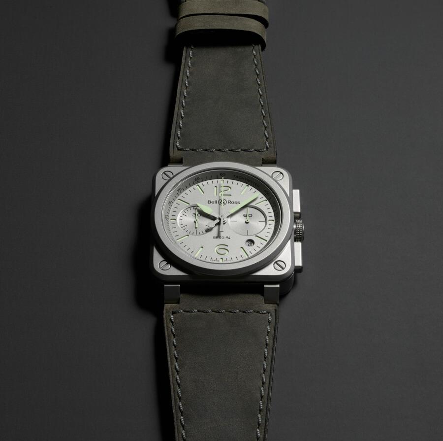 Bell & Ross BR03-94 Horolum Watch Review