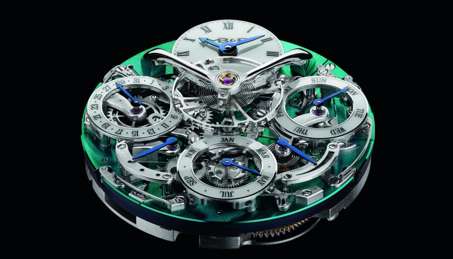 MB&F Movement