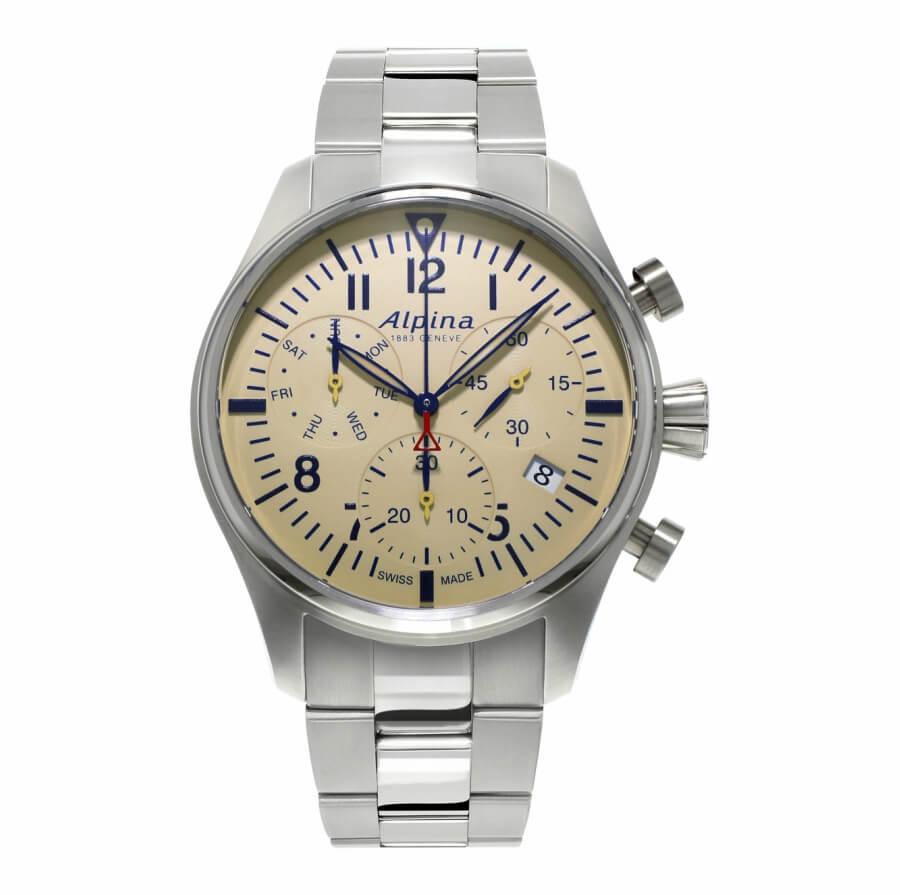 Alpina Pilot Chronograph