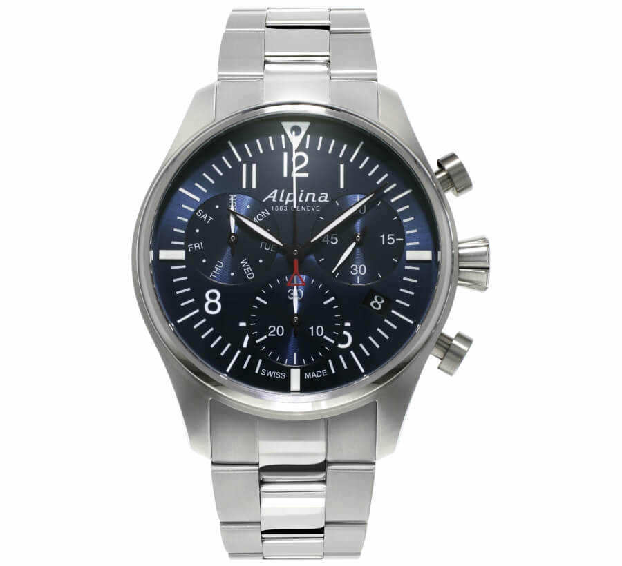 Alpina Watch Review