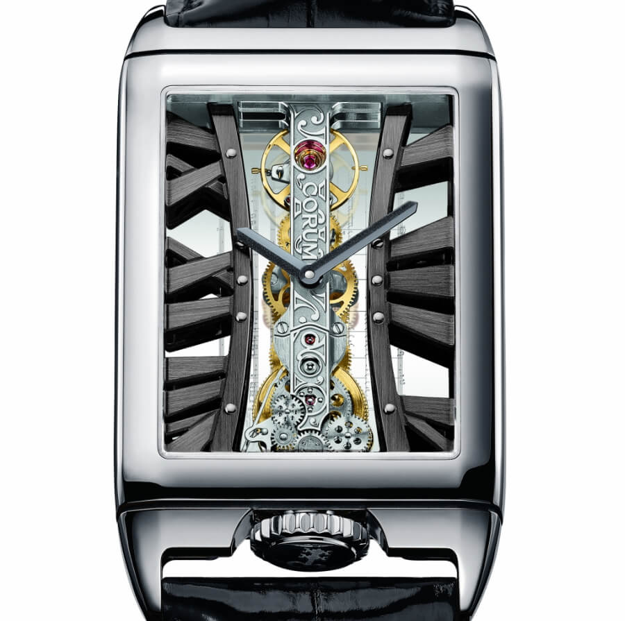 Corum Golden Bridge Rectangle Joachim Horsley