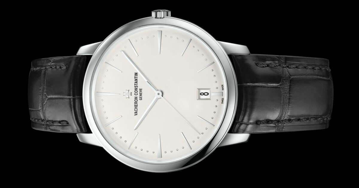 Vacheron Constantin Patrimony Self-Winding 36 Mm White Gold