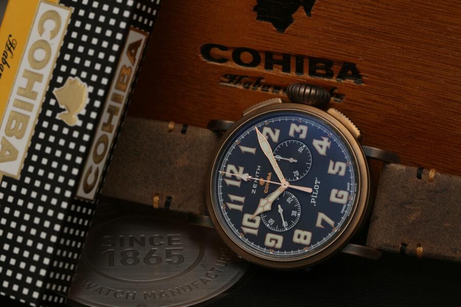 Zenith Pilot Type 20 Extra Special Chronograph Cohiba-Maduro 5 Edition