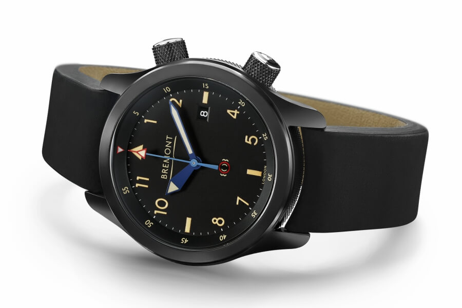 Bremont U-2/51-JET Watch Review