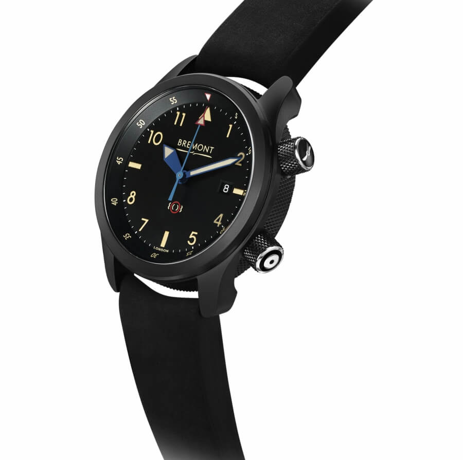 The New Bremont U-2/51-JET