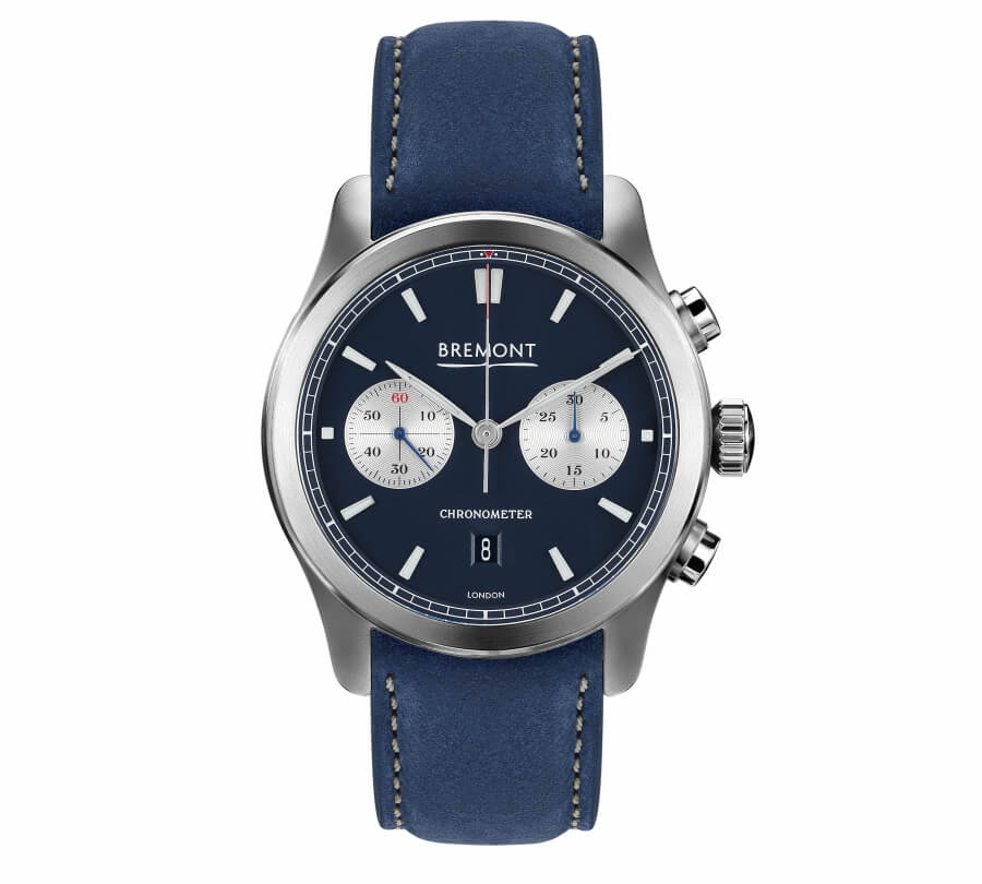 The New Bremont Watch